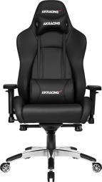Fotel Akracing Master Premium Czarny (AK-PREMIUM-BK)