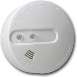 Evolveo bezprzewodowy czujnik dymu i temperatury SEA ACS SMKY3