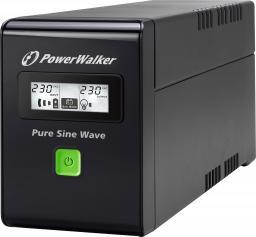 UPS PowerWalker VI 800 SW IEC