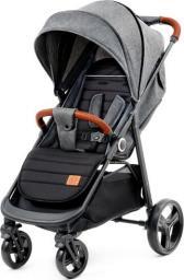 Wózek KinderKraft Wózek dziecięcy Grande grey