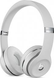 Słuchawki Apple Beats Solo3 Wireless - satynowe srebro-MUH52EE/A