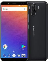 Smartfon UleFone Power 3S 64 GB Dual SIM Czarny  (UF-P3S/BK                      )