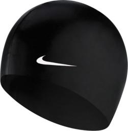 Nike Czepek Solid Silicone black/white (93060 011)