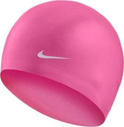Nike Czepek Solid Silicone pink (93060 66A)