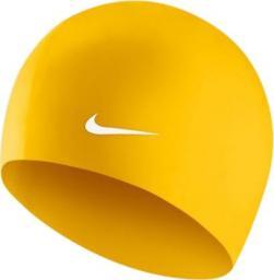 Nike Czepek Solid Silicone varsity maize (93060 705)