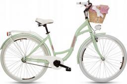 """Goetze Rower miejski Style LTD 28"""" 3 biegi miętowy"""