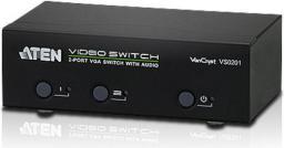 Aten 2 Portowy Switch VGA (VS0201-AT-G)