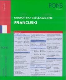 Gramatyka błyskawicznie. Francuski