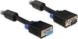 Kabel Delock D-Sub (VGA) - D-Sub (VGA), 2, Czarny (82564)