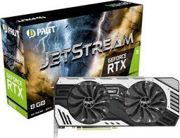 Karta graficzna Palit GeForce RTX 2070 JetStream, 8GB GDDR6 (NE62070020P2-1061J)