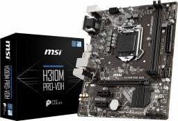 Płyta główna MSI H310M PRO-VDH PLUS