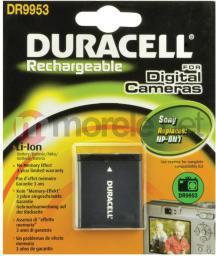Akumulator Duracell 3.7v 630mAh 2.3Wh DR9953