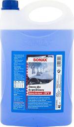 SONAX SONAX-PLYN DO SPRYSKIWACZY 4L -20 ZIMOWY