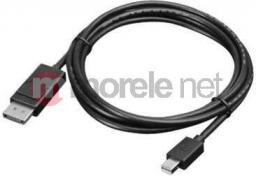 Kabel Lenovo DisplayPort Mini - DisplayPort 2m czarny (0B47091)