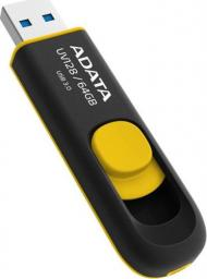 Pendrive ADATA AUV128-64G-RBY