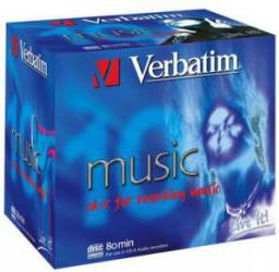 Verbatim CD-R/10/Box 700MB Audio 43365