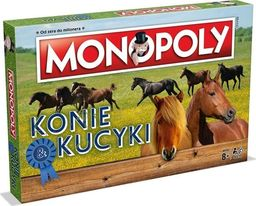 Winning Moves Monopoly Konie i kucyki