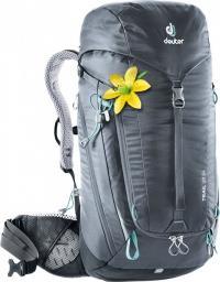 Deuter Plecak trekkingowy Trail 28l Sl graphite-black