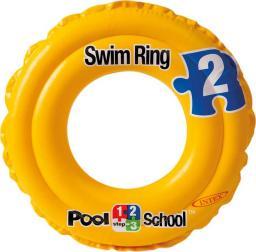 Intex Kółko do pływania żółte 51cm (58231EU)