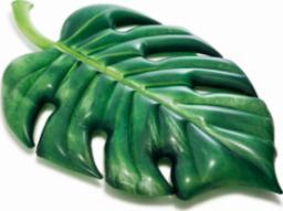 Intex Materac liść zielony 213x142cm (58782EU)