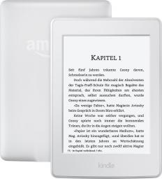 Czytnik Amazon Kindle Paperwhite 3 2015, 6 HD E-ink, 4GB, WiFi, BEZ REKLAM, biały
