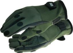 Jaxon Rękawice wędkarskie zielone r. XXL (AJ-RE105XXL)