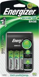 Ładowarka Energizer Ładowarka Base z akumulatorami 4x AA (E300701500)