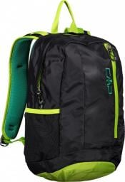 Campagnolo (CMP) Plecak turystyczny Rebel 18L Daypack Nero-Limeade (3V96567/87BN/U)