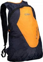 Campagnolo (CMP) Plecak turystyczny Packable 15L black orange (3V99777/N950/U)