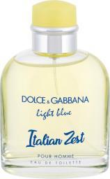 Dolce & Gabbana Light Blue Italian Zest Pour Homme EDT 125ml
