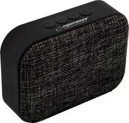 Głośnik Esperanza EP129K SAMBA Z Wbudowanym Radiem FM Czarny