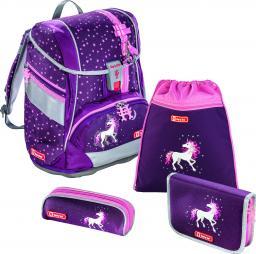 Step by Step Zestaw szkolny 2w1 Unicorn 4 el.
