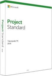 Program Microsoft Project Standard 2019