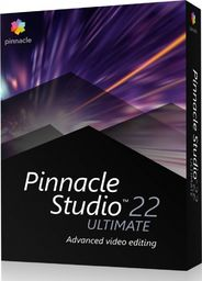 Pinnacle Pinnacle Studio 22 Ultimate PL