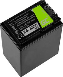 Akumulator Green Cell NP-FV100 / NP-FV50