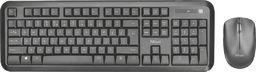 Klawiatura + mysz Trust Nova Bezprzewodowa klawiatura z myszką-22841