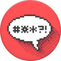 Uchwyt PopSockets PopSockets - uchwyt i podstawka do telefonu (WTF)