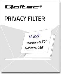 Filtr Qoltec Qoltec Filtr prywatyzujący RODO do MacBook Air | 12'' | 16:10