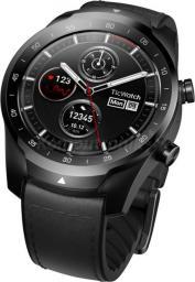 TicWatch Zegarek sportowy Pro Shadow Smartwatch Black