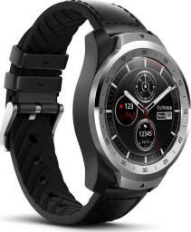 TicWatch Pro Liquid Metal Silver Smartwatch