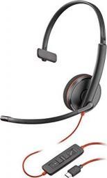Słuchawki z mikrofonem Plantronics Blackwire C3210 USB-C-209748-101