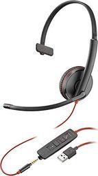 Słuchawki z mikrofonem Plantronics Blackwire C3215 USB-A-209746-101