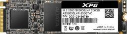 Dysk SSD ADATA XPG SX6000 Lite 256 GB M.2 2280 PCI-E x4 Gen3 NVMe (ASX6000LNP-256GT-C)