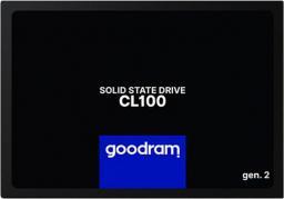 Dysk SSD GoodRam CL100 G2 240GB  SATA3 (SSDPR-CL100-240-G2)