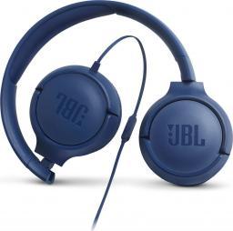 Słuchawki JBL Tune 500 Niebieskie