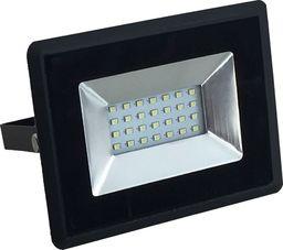 Naświetlacz Whitenergy V-TAC Naświetlacz LED SMD VT-4021B 20W 6500K 1700lm IP65 CZARNY