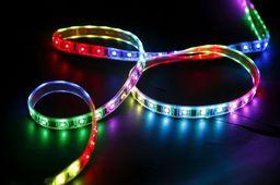 Taśma LED V-TAC SMD5050 5m 60szt./m 10.8W/m 12V RGB multikolor (SKU2120)