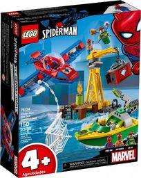 LEGO SUPER HEROES Doktor Octopus - skok na diamenty (76134)