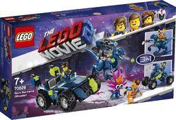 LEGO MOVIE 2 Terenówka Rexa 70826