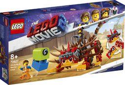 LEGO MOVIE 2 UltraKocia i Lucy Wojowniczka (70827)